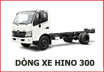 Xe tải HINO 300