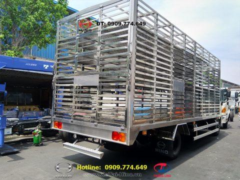 Xe tải chuyên dùng HINO