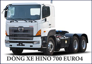 Xe đầu kéo HINO 700